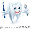 Dental Mascot 31750482