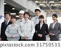ภาพธุรกิจโลจิสติกส์คลังสินค้า 31750533