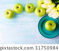 蘋果 綠色 綠 31750984