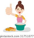 年輕的主婦廚房 31751077