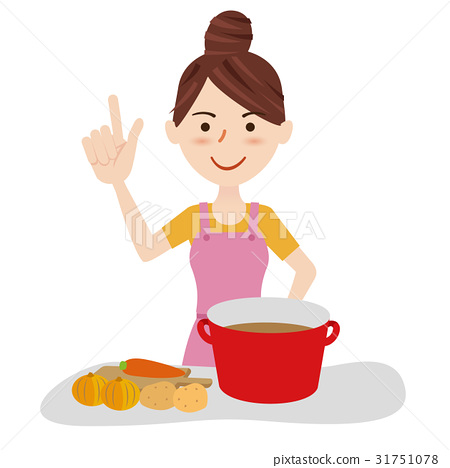 homemaker, youthful, culinary 31751078