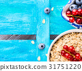 oatmeal berry red 31751220