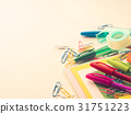 Stationery colorful school writing accessories pen 31751223