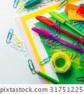 Stationery colorful school writing accessories 31751225