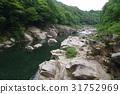 Shinshu Kisoji的风景优美的后院睡觉(起伏)睡觉的下游床 31752969