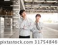 物流倉庫業務形象 31754846