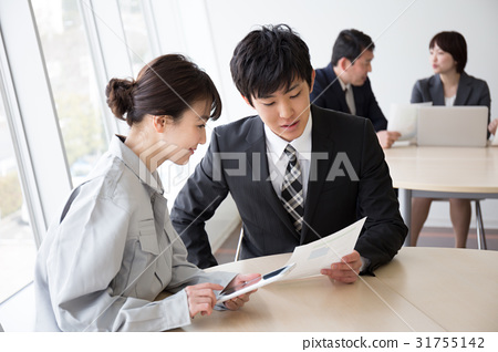 Meeting business image 31755142