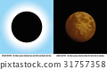 Solar Lunar Eclipse Difference 31757358