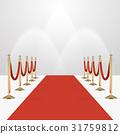 carpet, red, rope 31759812