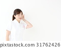 護士 一個年輕成年女性 女生 31762426