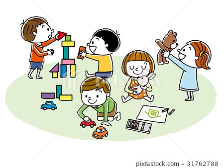孩子們玩 31762788