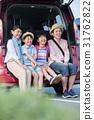 family, car, drive 31762822