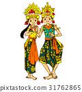 여성, 리조트, 아시아 31762865