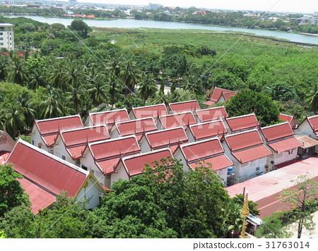 Red roof temple Nongwang Khon Kaen thailand 31763014