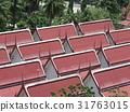 Red roof Wat Nongwang Khon Kaen Thailand 31763015