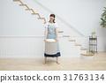 여성, 여자, 세탁 31763134