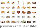 confectionery, vector, vectors 31763669