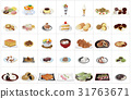 confectionery, vector, vectors 31763671