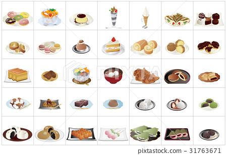 甜品 甜點 中式點心 31763671