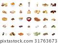 confectionery, vector, vectors 31763673
