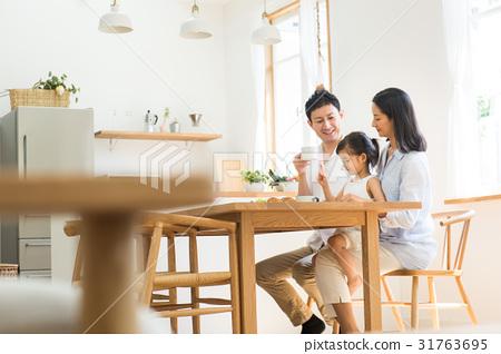家庭早餐 31763695