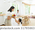 family, breakfast, dining 31765663