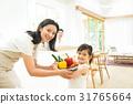 family, breakfast, dining 31765664