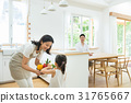 family, breakfast, kitchen 31765667