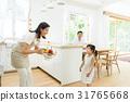 family, breakfast, dining 31765668
