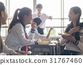 高中生 教室 吃 31767460