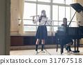 高中女生 长笛 俱乐部活动 31767518