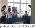 高中女生 豬骨湯 大鋼琴 31767539