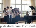 Choral practice scenery 31767546