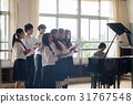 Choral practice scenery 31767548