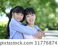 父母和小孩 親子 木乃伊 31776874