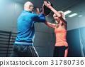 self-defense, workout, trainer 31780736