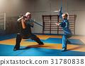 wushu, exercise, battle 31780838