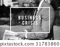 Business Crisis Risk Finance Economy 31783860