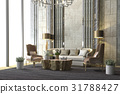 chandelier classic decor 31788427