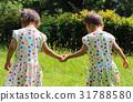 手牽手 姊妹 雙胞胎 31788580