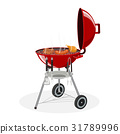 barbecue, cook, cooking 31789996