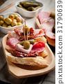 Spanish cuisine. 31790639