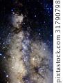 銀河 星座 夜空 31790798