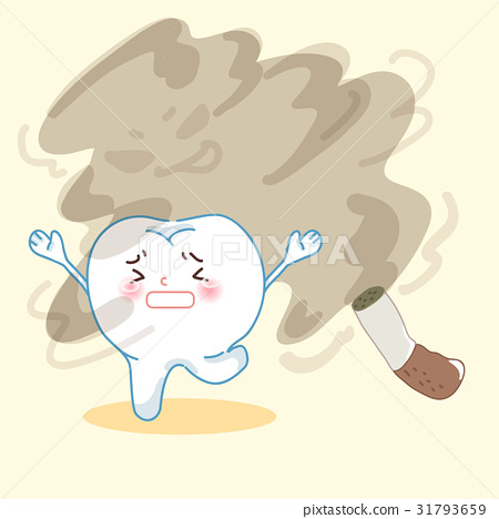tooth away from smoking 31793659