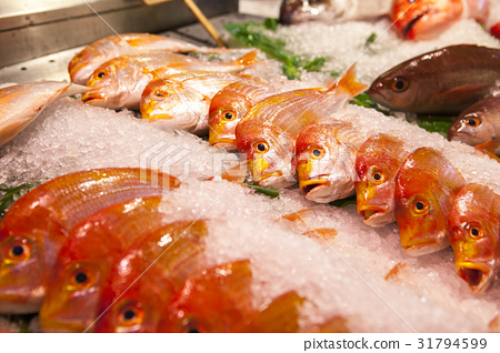 上引水產,海產,addction,水産品、魚介類、Aquatic products, seafood 31794599