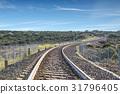 A Train railways 31796405