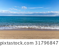 sea, beach, sky 31796847
