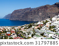 Los Gigantes Cliff, Canary Islands, Tenerife 31797885