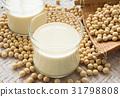 두유 콩 건강 음료 31798808