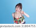 女性 女 女人 31804755